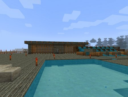 HD Текстуры Real minecraft 128 HD beta