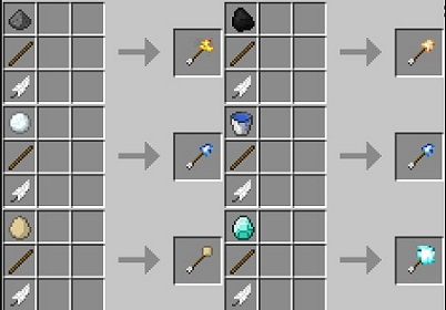 ������� elemental arrows