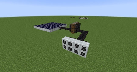 Моды: Industrial Craft 2 - технологии и ресурсы [1.7.10] [1.7.2] [1.6.4] [...]