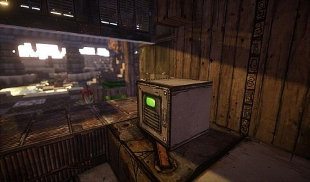 Печь - True Borderlands 2 Resource Pack