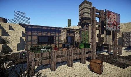 Хижина - True Borderlands 2 Resource Pack